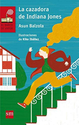 La Cazadora De Indiana Jones (Barco de Vapor Roja) por Asun Balzola
