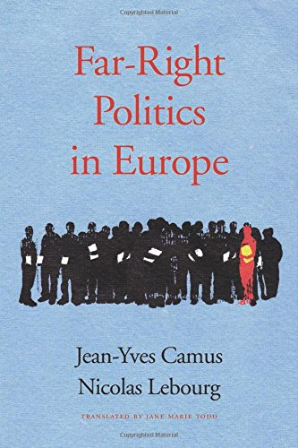 Far-Right Politics in Europe por Jean-Yves Camus