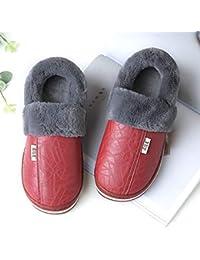 Pantofole donna Scarpe pelliccia con Amazon scarpe it da qZw7ZI0