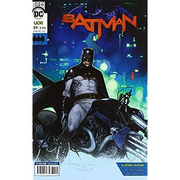 Rinascita. Batman: 39