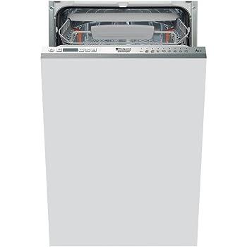 Hotpoint lstf 9M124C UE Lave-vaisselle vollint egriert/A + +/211Lignac kWh/an/10/2520L/AN/seulement 44dB très silencieux/seulement 9L de 0,74kWh
