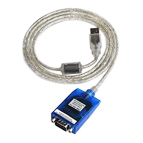 FTDI Chipset USB RS232DB9serial puerto datos adaptador