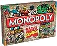 Monopoly Marvel Comic Books