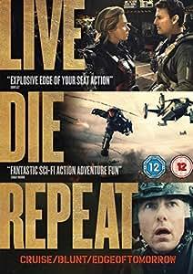 Live Die Repeat: Edge of Tomorrow [DVD] [2014]