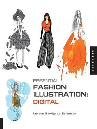 Essential Fashion Illustration: Digital eBook: Loreto