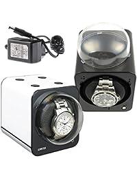 Remontoir 2 montres Beco Boxy Fancy NOIR & BLANC