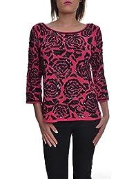 Amazon.it  TWIN SET - Viola   Donna  Abbigliamento 4128a5f1015
