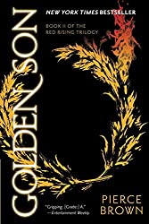 Golden Son: Book II of The Red Rising Trilogy (The Red Rising Series) by Pierce Brown (2015-07-07)