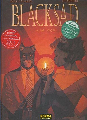 Blacksad volumen 3: Alma Roja