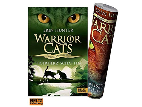 Neue Schatten (Beltz & Gelberg Warrior Cats - Special Adventure. Tigerherz' Schatten (Gebundenes Buch) + gratis Warrior Cats Poster)