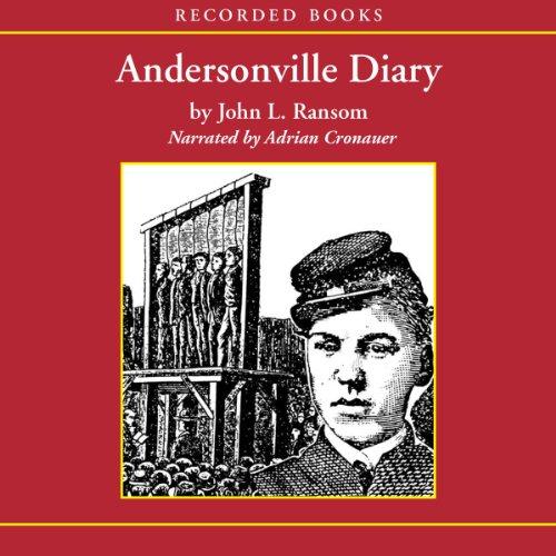 Andersonville Diary  Audiolibri