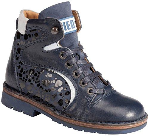 Sapatos Modelo Conceitos Escuro Pediátricos Azul Ortopédicos S24941 Piedro Fqq5w14