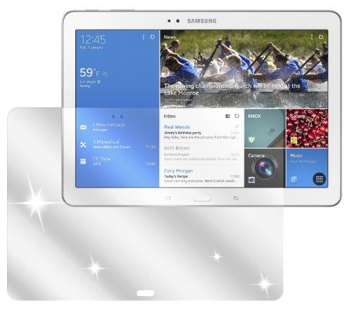 dipos I 2X Schutzfolie klar passend für Samsung Galaxy Tab Pro 10.1 T520 Folie Bildschirmschutzfolie