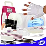 kit gel uv basic débutant discount kit démarrage faux...