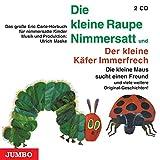 Kleine Raupe Nimmersatt / Kleiner Käfer Immerfrech