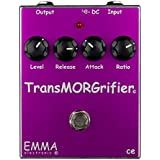 Emma Electronic TransMORGrifer · Pedal guitarra eléctrica