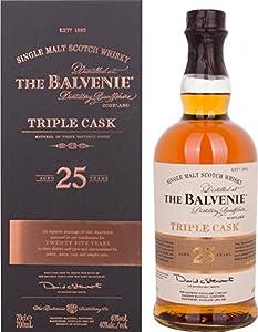 Balvenie 25 Year Old Triple Cask Single Malt Whisky by Balvenie