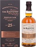 Balvenie 25 Years Old Triple Cask mit Geschenkverpackung (1 x 0.7 l)