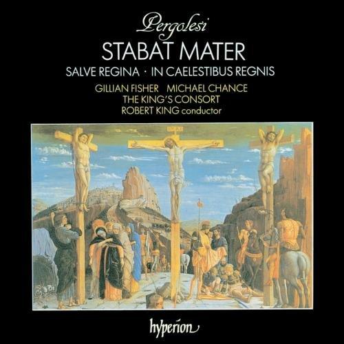 Giovanni Battista Pergolesi : Stabat Mater & Autres Œuvres Sacrées