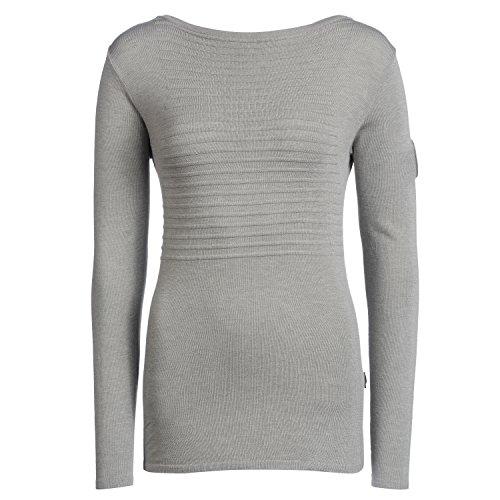 Musterbrand Star Wars Ladies' Sweater Damen Alliance Off-White ()