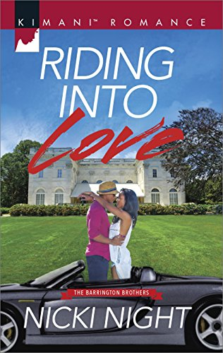 Riding into Love (The Barrington Brothers Book 495) (English Edition)