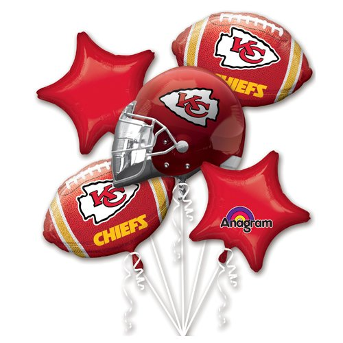 Bouquet 3141701 Kansas City Chiefs, farbenreiche ()
