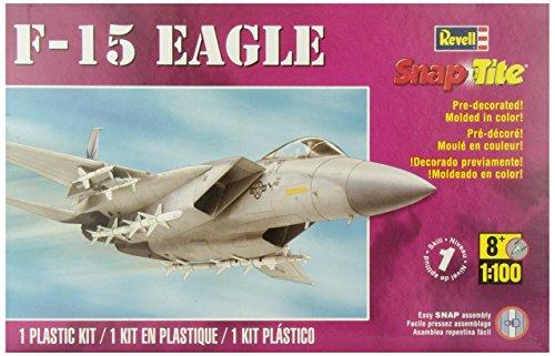 Revell - Monogramme 1 : 100 échelle Snaptite F015 Aigle modèle Kit