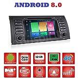 Android 8.0GPS DVD USB SD Wi-Fi Bluetooth Autoradio GPS BMW E39/BMW X5E53/BMW M5/BMW E38