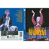 Madonna Ciao Italia: Live from Turin Italy May 1988 Music Video DVD