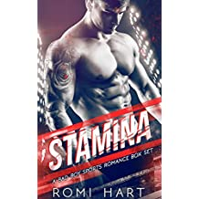 Stamina: A Bad Boy Sports Romance Box Set