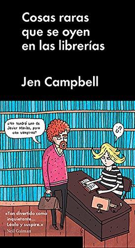 Cosas raras que se oyen en las librerías (Ensayo General)