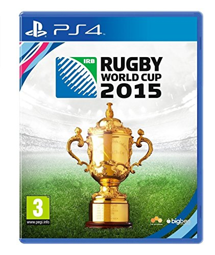 Rugby World Cup 2015 [PlayStation 4, PS4]