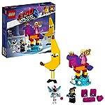 """LEGO Movie 2 - La scatola """"costruisci quello che vuoi"""" della Regina Wello Ke Wuoglio!, 70825  LEGO"""