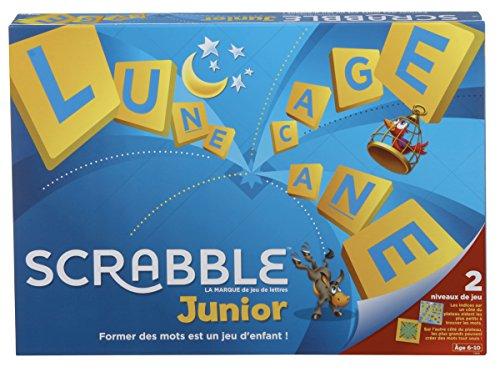 Scrabble - Y9668 - Jeu de Réflexion - Junior