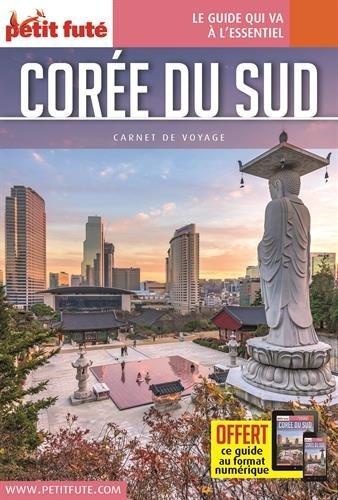 Guide Corée du Sud 2017 Carnet Petit Futé par