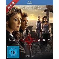 Sanctuary - Staffel 03