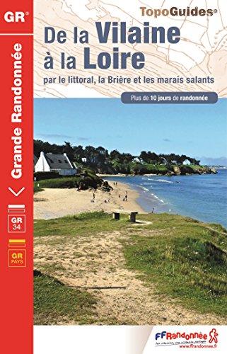 De la Vilaine à la Loire par le littoral, la Brière et les marais salants