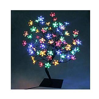 72er-LED-Baum-45cm-Hoch-Kirschbaum-Lichterbaum-Baum-Weihnachten-Innen