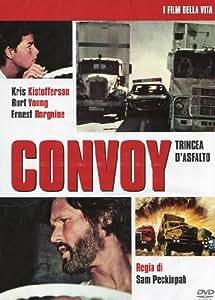 Convoy - Trincea D'Asfalto (Special Edition) (Dvd+Booklet)
