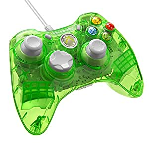 how to use rock candy xbox 360 controller