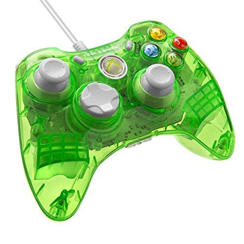 Rock Controller Candy Xbox 360 (X360 Controller Rock Candy - grün)