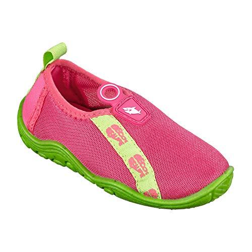 Beco Sealife Kids Bade- u. Strandschuhe, pink
