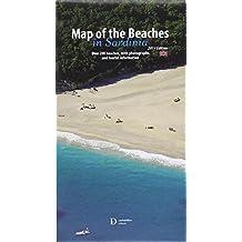 Carta delle spiagge della Sardegna. Ediz. inglese
