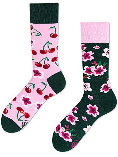 Blossom Socken (Many Mornings unisex Socken Cherry Blossom (Pink, 39-42))
