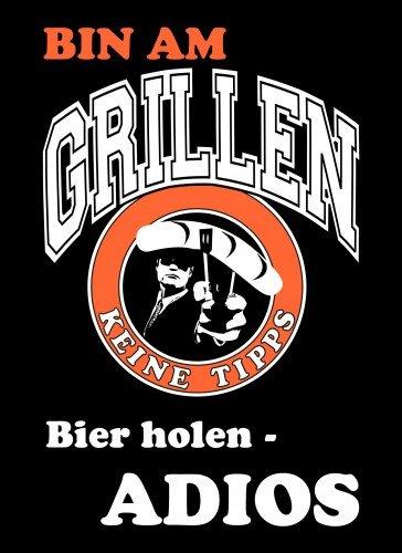 BIN aM gRILLEN-keine tipps-bier holen aDIOS ! \\