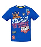 Pat' Patrouille Tee-Shirt Bleu (5 Ans)