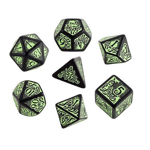 raven-set-dadi-ufficiali-il-richiamo-di-cthulhu-nero-verde