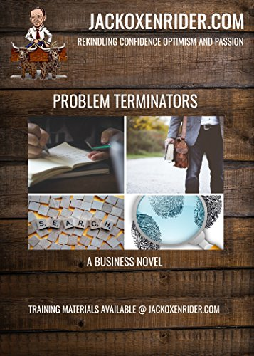 Problem Terminators: A Business Novel (English Edition)