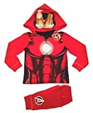 Marvel IRON MAN Pyjama Enfant 7-8 ans