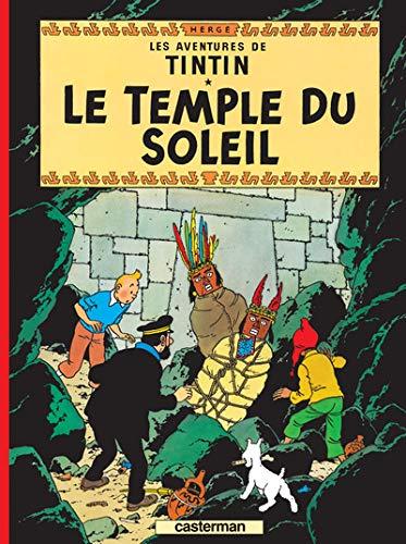 Les Aventures de Tintin. Le temple du soleil (Les Adventures de Tintin, Band 14)